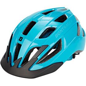 Bontrager Solstice Bike casco per bici blu
